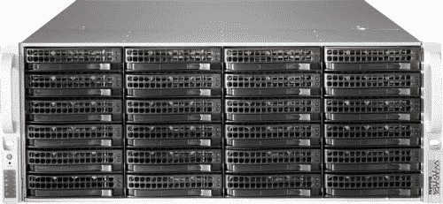 SuperMicro6048R-Front